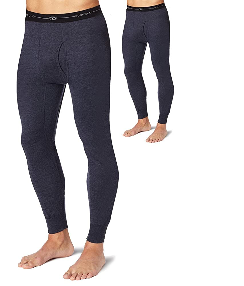 Duofold Men's Thermal Wicking Bottom (Pack of 2) KMW2A