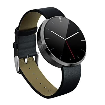 Amazon.com: SmartWatch,Siniao DM360 Heart Rate Monitor ...