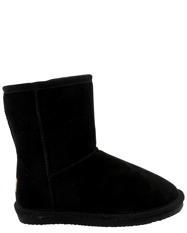Lamo Kids Camelle Classic Jr Boots ,Black,11 Little Kid