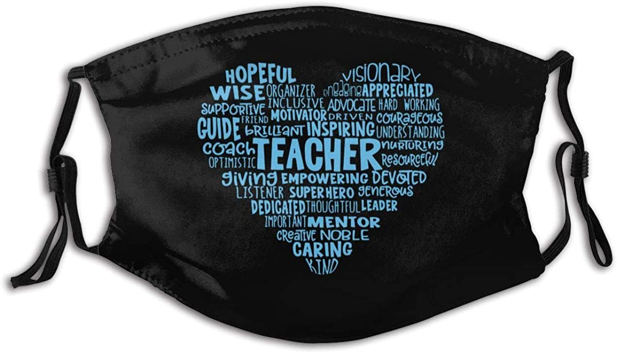 20 Fun Teacher Masks You'll Want to Add to Your Wardrobe