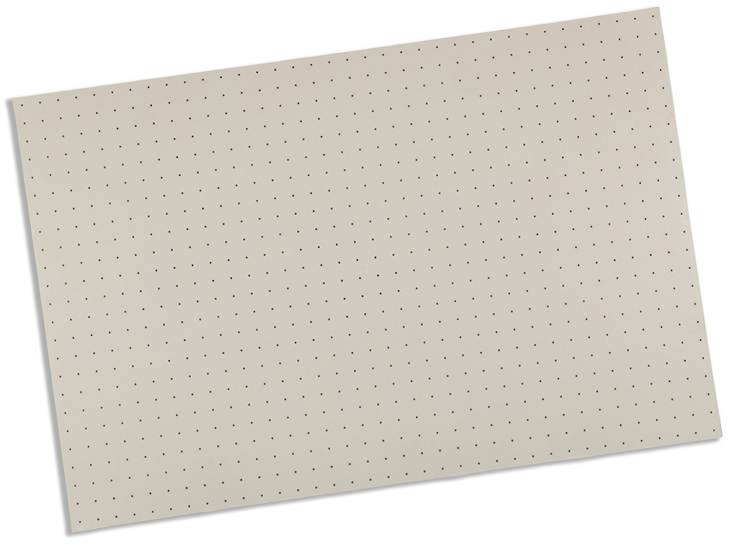 Rolyan Splinting Material Sheets, Polyform, White, 1/8'' x 18'' x 24'', 1% Perforated, 4 Sheets