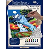 Royal & Langnickel Painting by Numbers Artist Canvas Series Unicorn Small Designed Painting Set