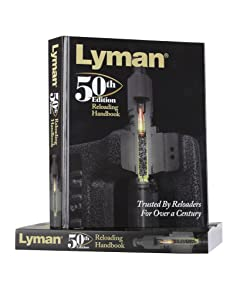 Lyman 50th Edition Reloading Manual Review
