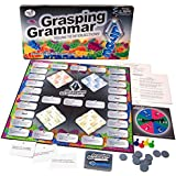 "Learning Advantage 6252 Grasping Grammar Game, Grade: 4, 16.5"" Height, 1.25"" Width, 8"" Length"