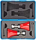 Fowler Full Warranty 52-104-025-0 Machinist Jack Set, 1000 lbs. capacity