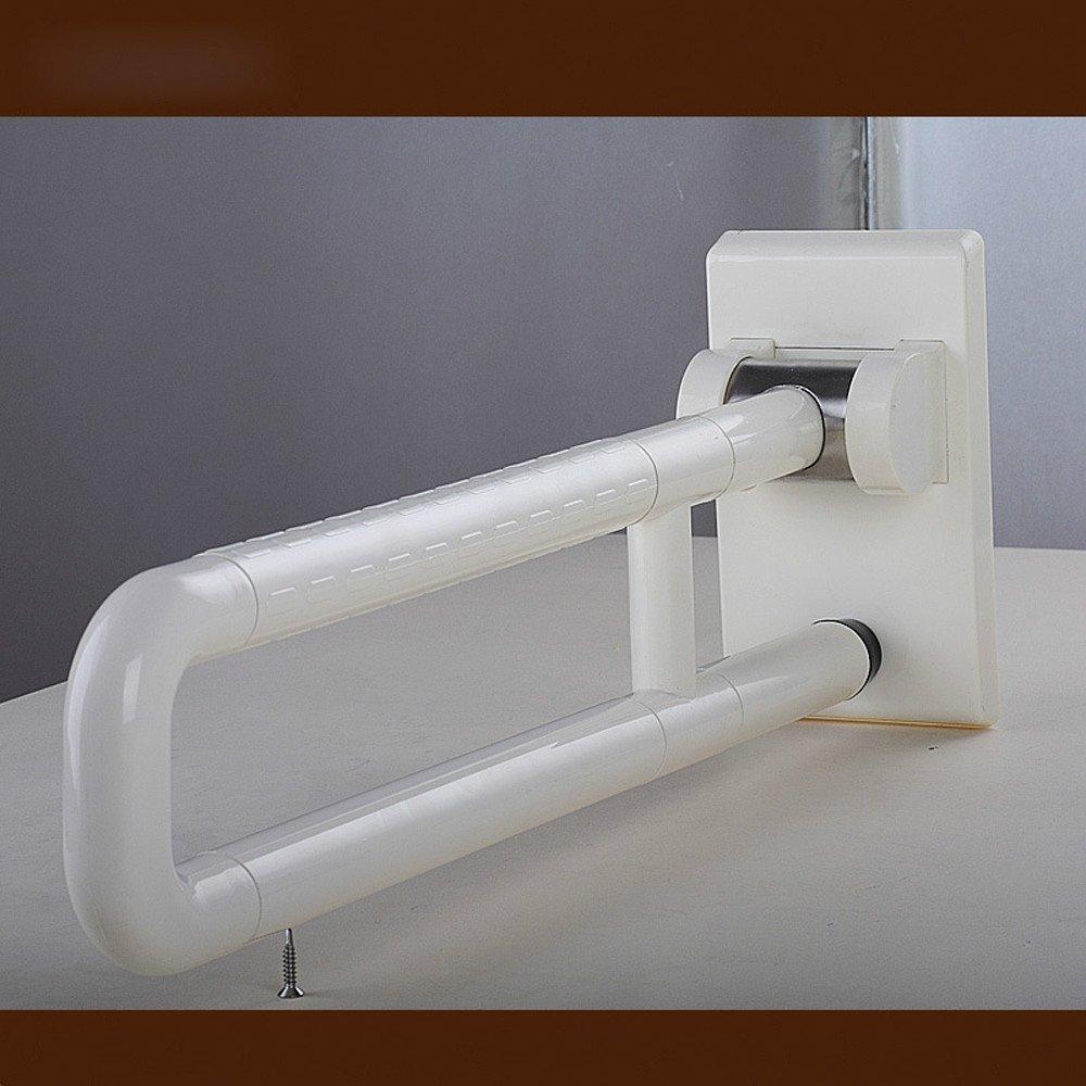 MDRW-Bathroom Handrail Barrier-Free Armrest Health Bathroom Stainless Steel Nylon Security Anti-Slip Barrier-Free Facilities Armrest 600Mm by Olici (Image #2)