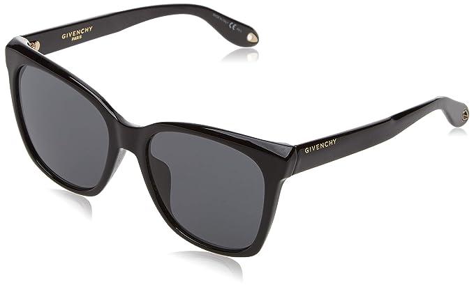 selezione premium 714f1 b48a7 Givenchy Donna GV 7069/S IR 807 55 Occhiali da sole, Nero ...