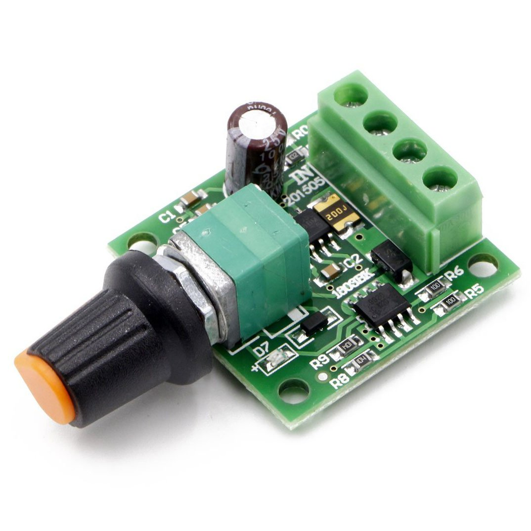 Riorand Rr Pwm 15v Low Voltage Dc 18v 3v 5v 6v 12v 2a Motor Speed Control For Pcb Drill Electronic Circuits And Diagram Controller