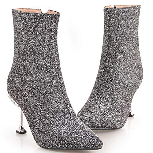 3 Fur Silver add Doratasia Donna Moda 10Wq6wfFF