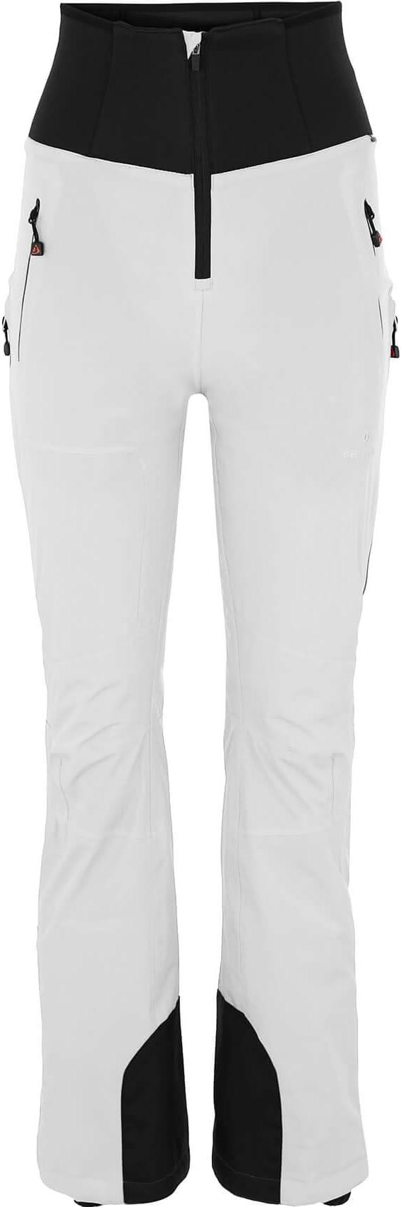 Bergson Damen Skihose Ice Light 600 Slim fit Damen 34 White