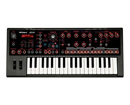 Amazon com: Roland JD-Xi Keyboard Compact Synth w/ Sequencer & Vocal