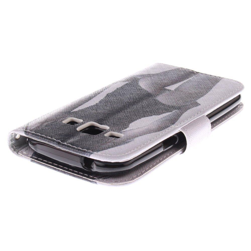 Amazon.com: G355M Case Samsung Galaxy G355M Kickstand Case ...