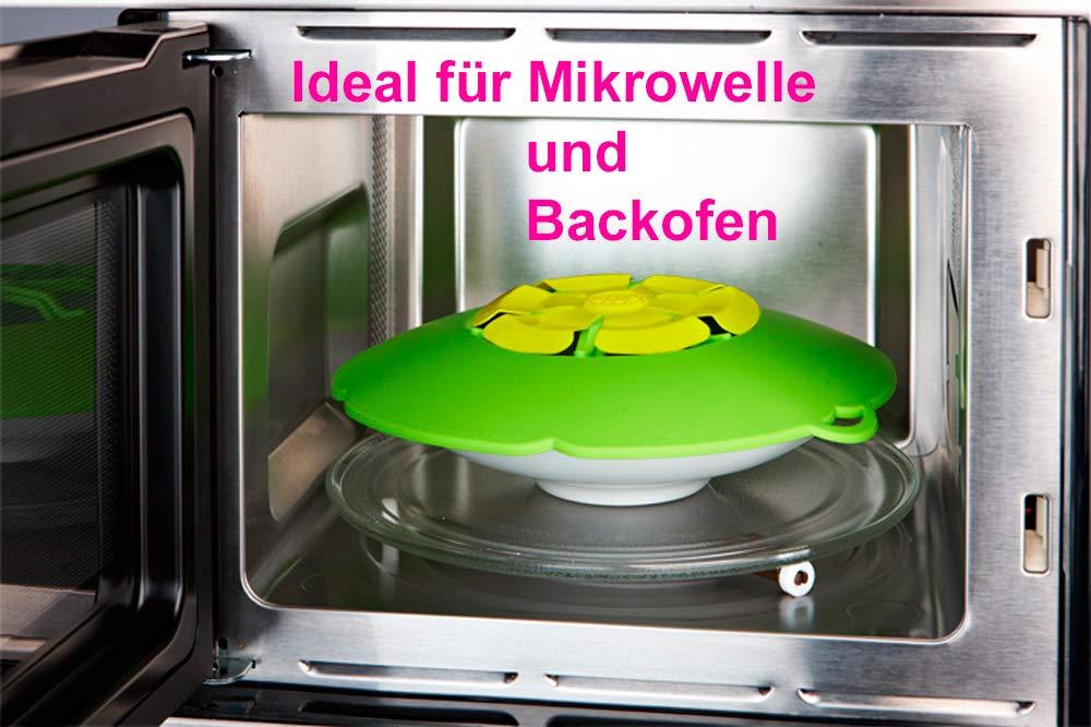 Kochblume blau vom Erfinder Armin Harecker