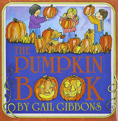 Pumpkin Book, the (1 Paperback/1 CD)