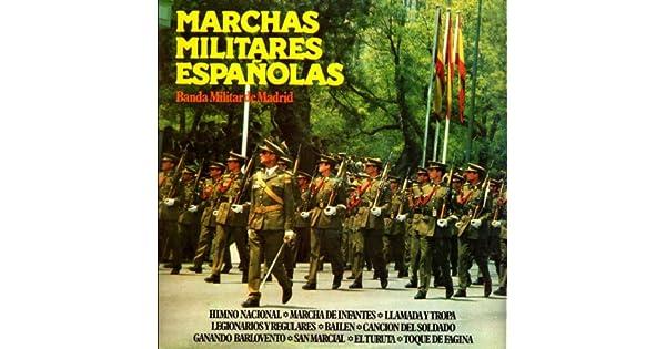 Amazon.com: La Canción Del Soldado: Banda Militar de Madrid ...