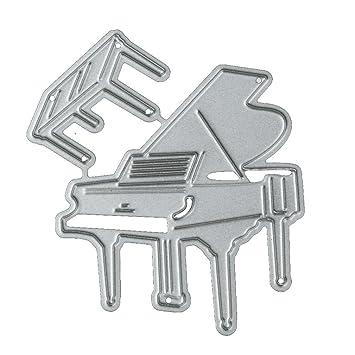 Amazon.com: Troqueles de corte de metal Tarjeta de papel DIY ...