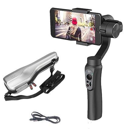 Amazon.com: Zhiyun Smooth Q 3-Axis Handheld Gimbal Stabilizer ... on sports cart, camo generator, demo cart, camo trailer, camo car, camo golf shoes,
