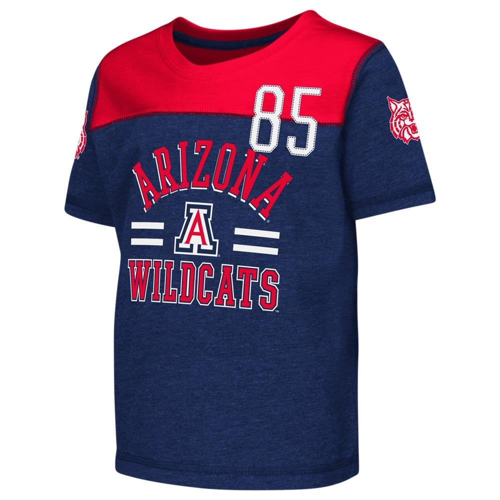 本物の Arizona Wildcats幼児用Tシャツ半袖Boy Tee 's 's B06W577WLZ Tee 4T B06W577WLZ, クロマツナイチョウ:78fa6a8f --- a0267596.xsph.ru