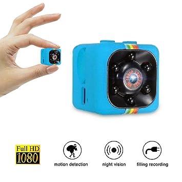 AOLVO sq11 HD 1080P Deportes Mini DV cámara, 2018 Nueva Original Mini cámara visión nocturna mini cámara 1080P Deporte Mini DV Video Recorder, ...