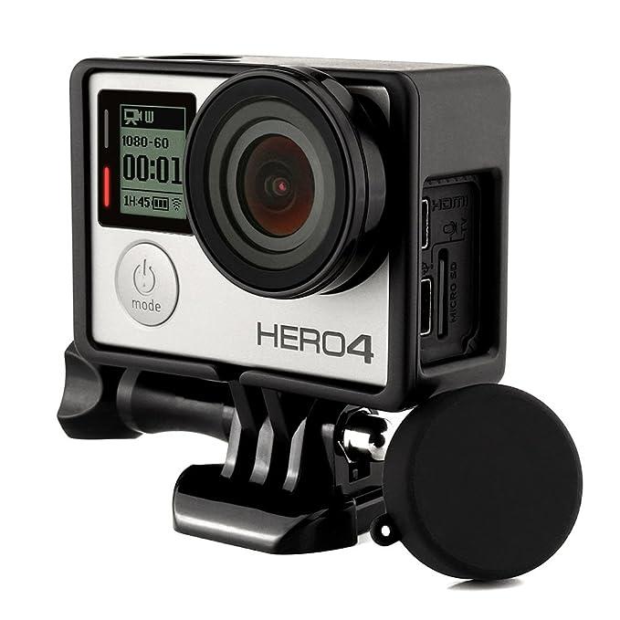 GoPro Hero 4 Marco estándar para Protector Caso de Vivienda ...