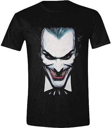 The Joker Batman Gotham The Dark Knight Oficial Camiseta para Hombre: Amazon.es: Ropa y accesorios