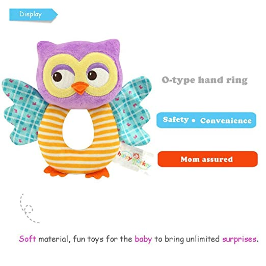 Amazon.com : YeahiBaby Baby Kids Animal Model O-Shape Wrist Hand ...