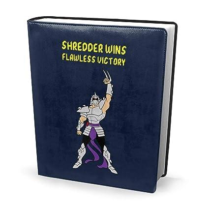 Funda para libro de 9 x 11 pulgadas Mortal Kombat Shredder ...