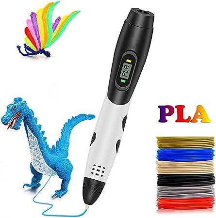 ZTGHS Intelligente 3D Druck Stift Mit LED Anzeige, Spielzeug