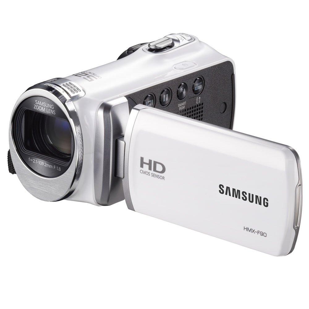 Samsung HMX-F90BN Digital Camcorder 64Bit