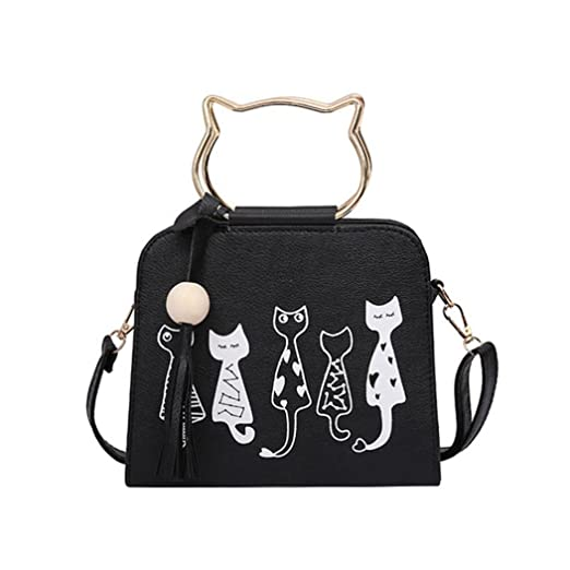 f9aeb653b7 Sunyastor-bag 2018 New Trend Ladies Cat Handbag Shoulder Diagonal Female  Package Handbags Messenger Crossbody
