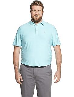 9907ffd21 Amazon.com: IZOD Men's Big and Tall Golf Title Holder Short Sleeve ...