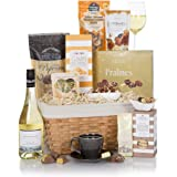 Luxury Celebration Hamper - Food And Wine Hampers - Birthday and Thank You Gift Basket Ideas