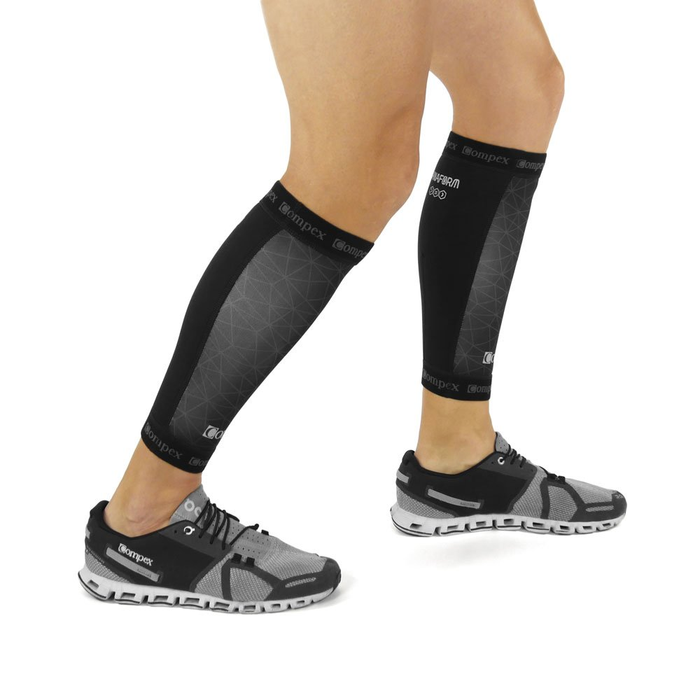 aeace12e480094 Compex Anaform Calf Sleeve - Support, Neoprene, Lightweight, Compression,  Reflective: Amazon.co.uk: Sports & Outdoors