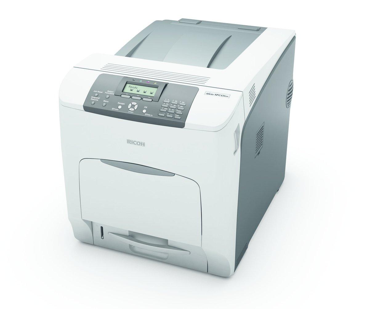 Ricoh Aficio SP C 431 DN - Impresora Láser Color: Amazon.es ...