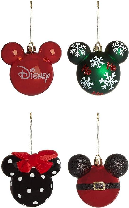 Primark Licensed Disney Mickey & Minnie Mouse Decoración Pack 4 ...