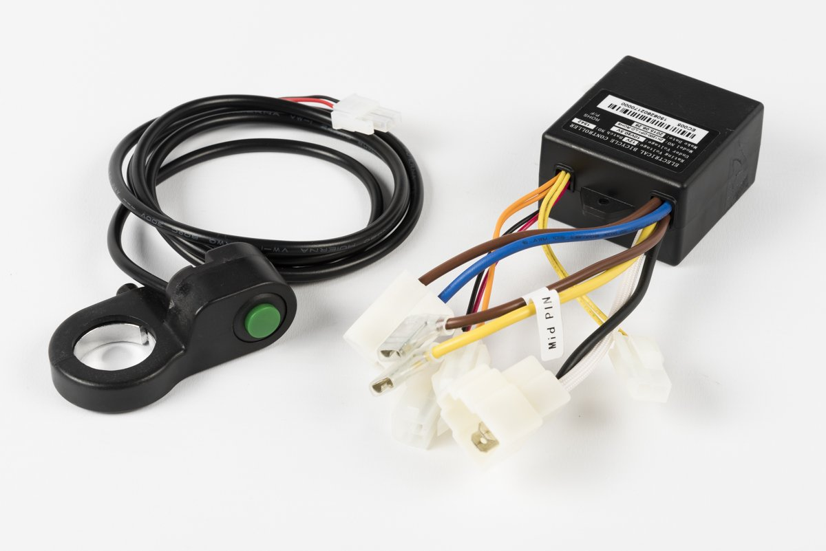 Razor electric scooter E90 Electrical Kit (Throttle & 7 ...