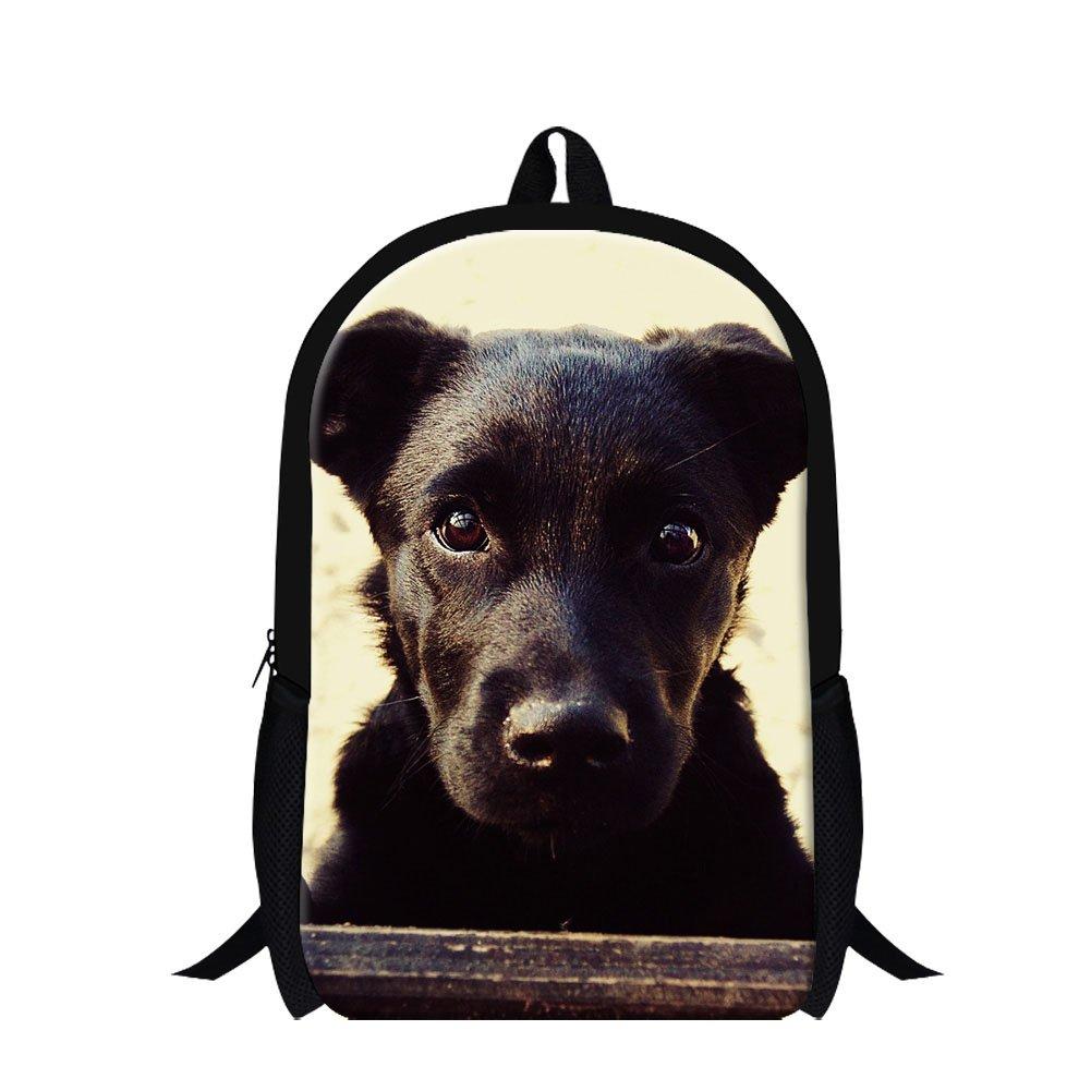 creativebags犬印刷ショルダーバックパックDaypack for School Boy Girl大人旅行アウトドア B019LM4G0W Dog8 Dog8