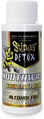 Stinger Detox Mouthwash 2 Fluid Ounce