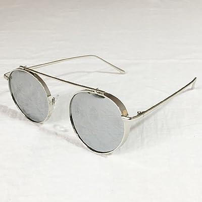 Lunettes de protection Sunglasses Personality Lunettes de soleil Retro  Ladies Sunglasses Korean Version (Couleur   2bb9f9577ec4