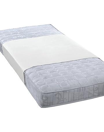 Biberna 809840-001-157 - Protector de colchón Impermeable (Capa Triple, 90