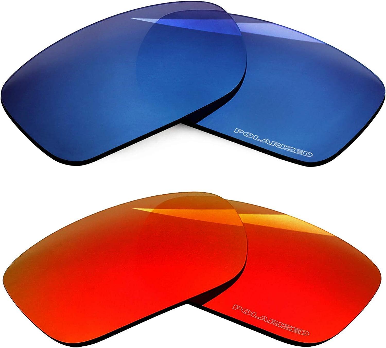 BlazerBuck Polarized Replacement Lenses Oakley for Fashionable OO926 Max 66% OFF Turbine