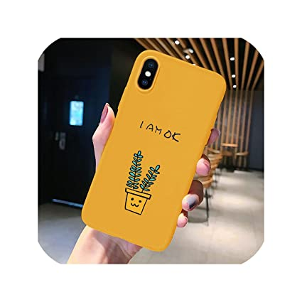 Amazon.com: Cute Print Phone Case for iPhone Xs Max Silicone ...
