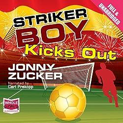 Striker Boy Kicks Out
