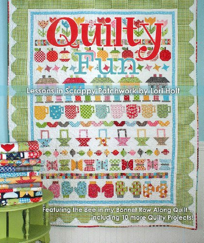 Quilty Fun: Lessons in Scrappy Patchwork ()