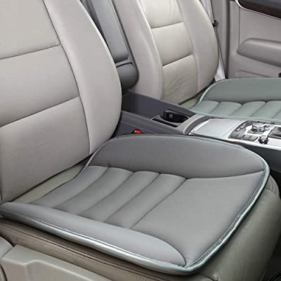 SmartDirect Coccyx Care Memory Foam Seat Cushion for Car Office Home Use (Gray): Automotive