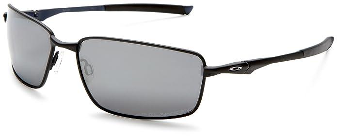 Amazon.com: Oakley de los hombres Splinter iridio ...