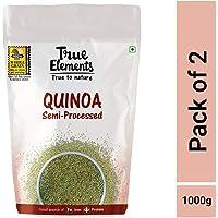 True Elements Gluten Free Quinoa, 1000g (500gx2)