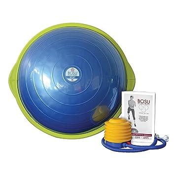 Bosu Sport Balance Trainer Color: Azul: Amazon.es: Deportes y aire ...