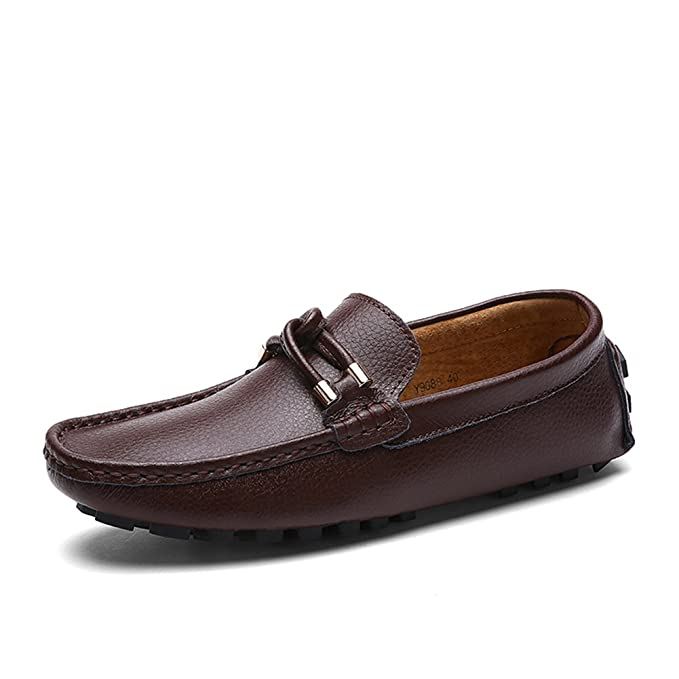 GPF-fei Zapato de los hombres, juego de zapatos mocasines y slip-One