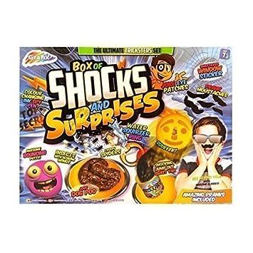 Caja de choques y sorpresas Cámara oculta Set: Amazon.es: Juguetes y juegos